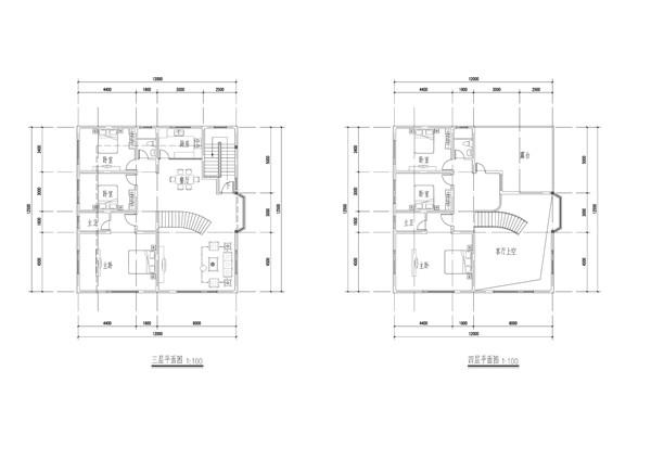 广东佛山自建房楼梯设计图