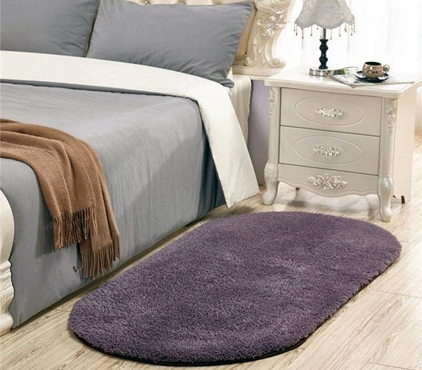 床邊地毯有什么用