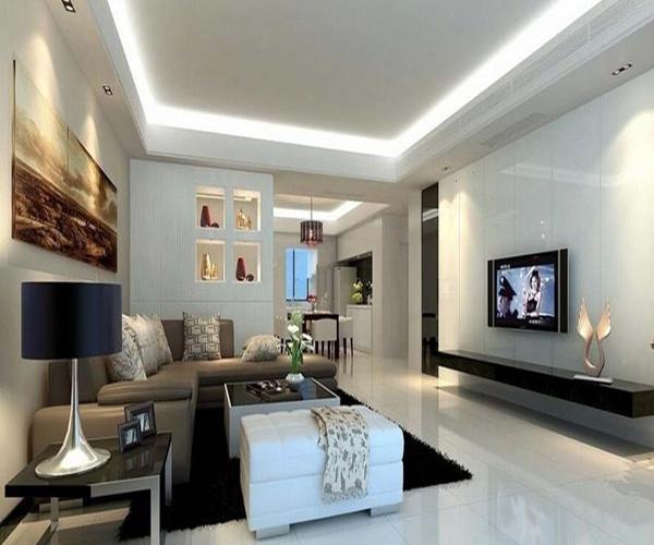 地板铺设方面,根据业主所选择的地板材质不同,预算也有差别。一般竹地板大约1.5万元;实木地板需要5万元左右的预算,实木复合地板比实木地板相对便宜一些,3万元左右,而地板砖大约12万元上下。 四、墙面 墙面处理方面,墙基层处理,每平米大约5元,墙面漆一般刷一遍底漆,两遍面漆,人工费大约6000元。