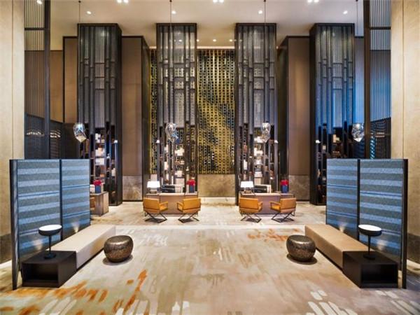 天津酒店装修设计实例