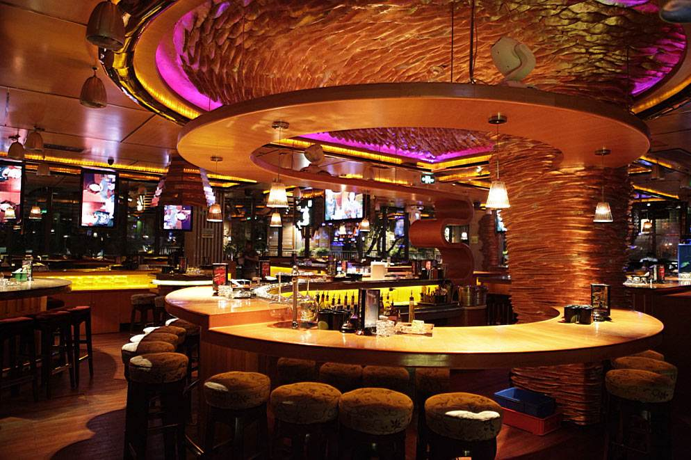 遂宁酒吧设计装修多少钱