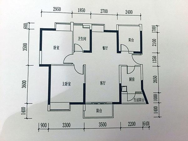 室内设计量房