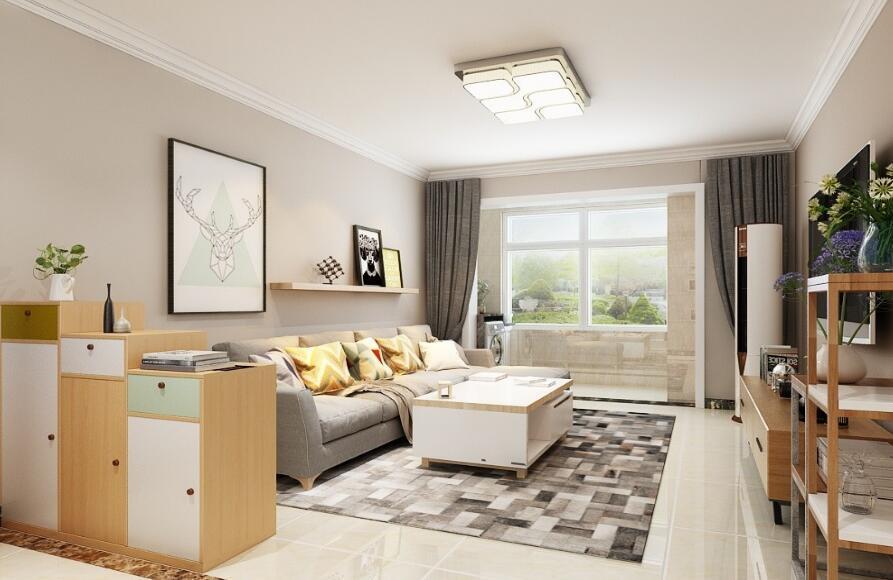 九十平米房子装修费用90平米房子装修效果图青海酸奶设计素材图片