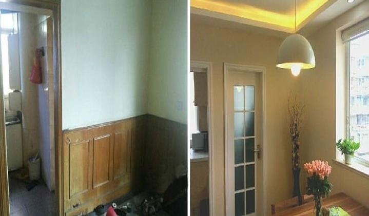 保定老房装修风格