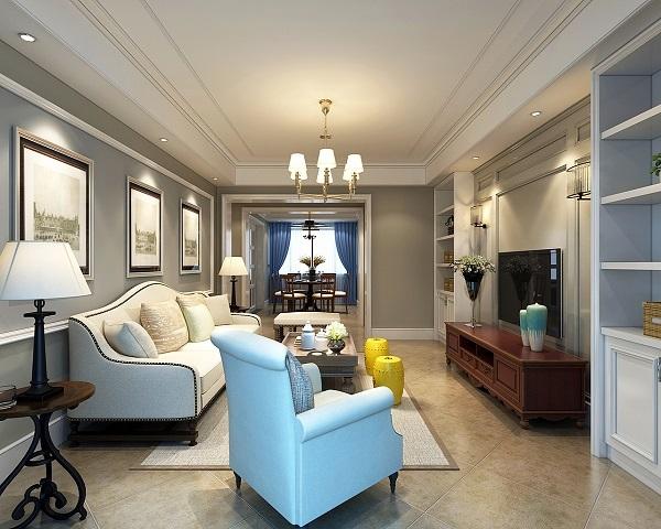 现代美式风格装修特点 美式风格装修有哪些细分