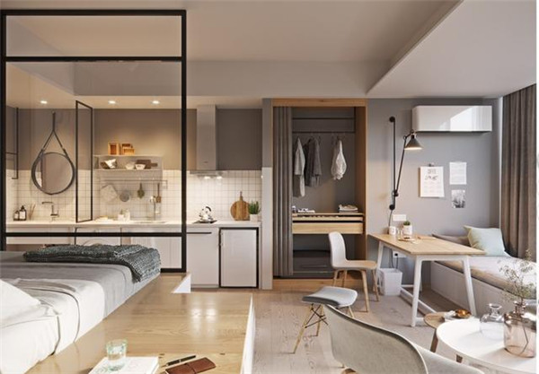 淄博公寓装修
