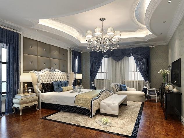 挑高卧室如何设计