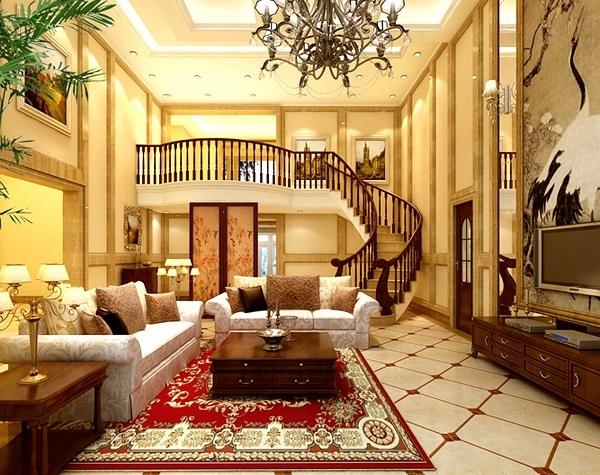 豪宅装修风格