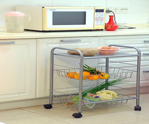 多功能厨房收纳架材质