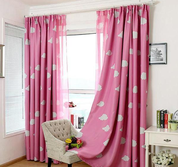 网上买的窗帘怎么安装
