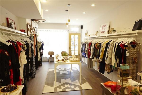 厦门地区特色服装店装修效果图 设计与报价,记得填写您的店铺面积和