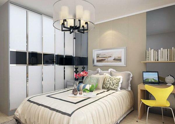房间小怎样利用空间收纳 小房间装修注意事项