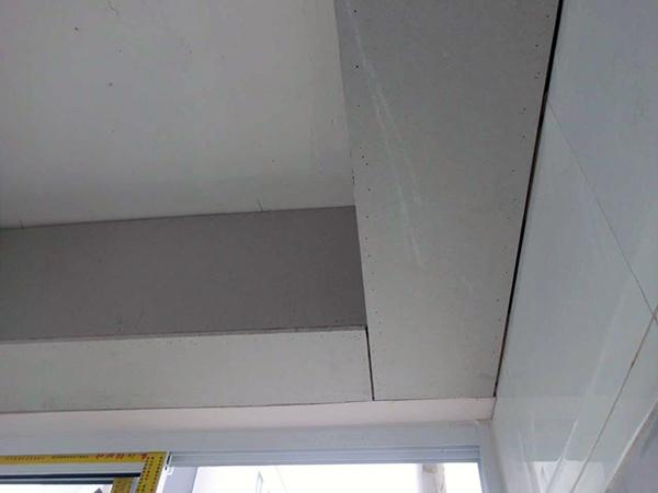 吊顶伸缩缝做法