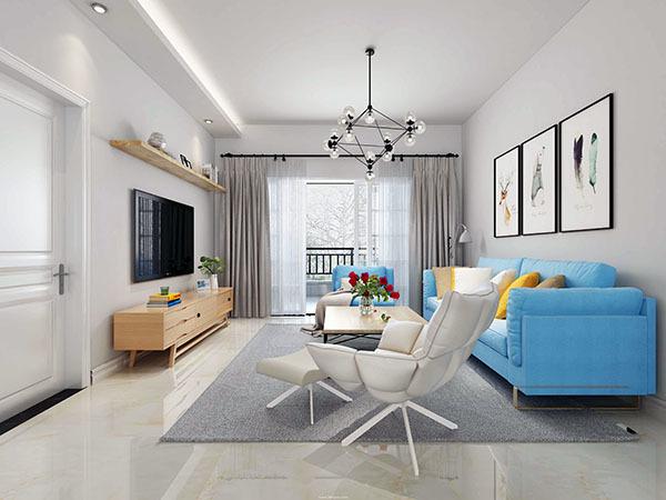 现代简约风格家具什么颜色好看