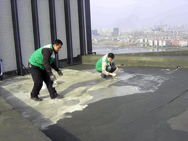 屋面防水材料种类