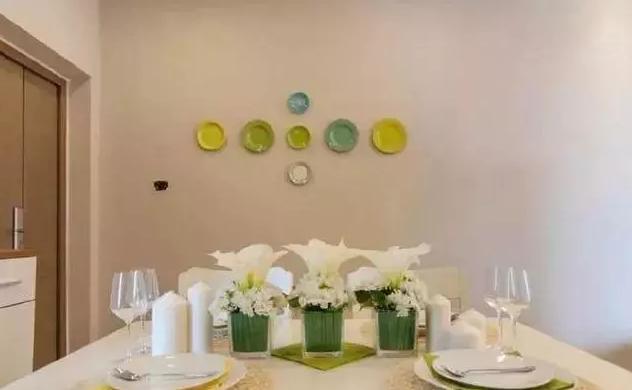 南昌小三室装修-餐厅