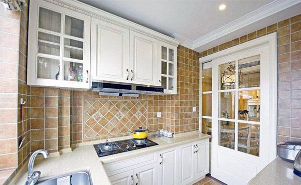 廚房墻壁怎么裝修