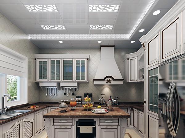廚房吊頂用什么材料好