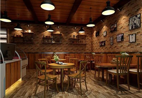 松江奶茶店装修多少钱 松江奶茶店装修3种风格效果图
