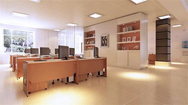 福州装修公司写字楼办公区域设计案例