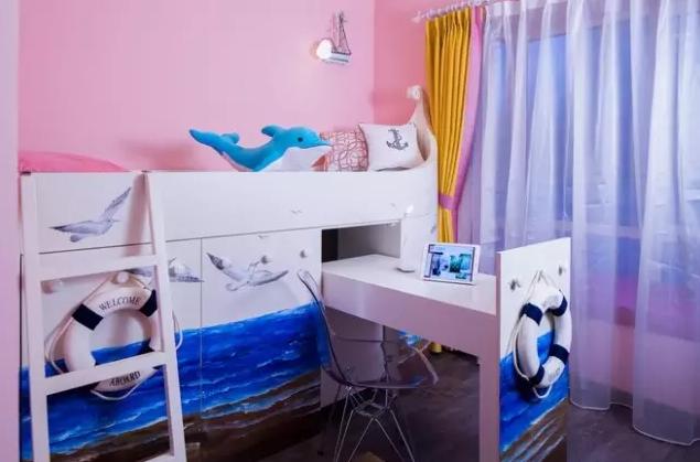 洛阳小三室装修-儿童房
