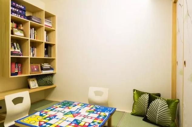 洛阳小三室装修-和房