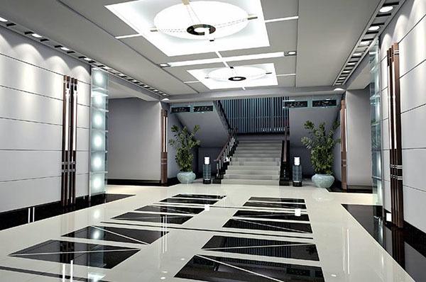 办公楼室内装修造价