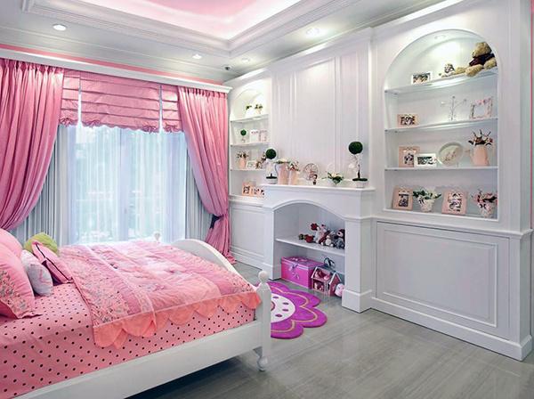 卧室空间小怎么布置