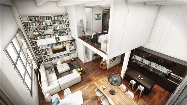 佛山复式装修价格 佛山复式公寓精装修公司推荐