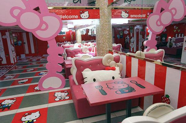 主题<a href='http://www.qizuang.com/baike/7628.html' target='_blank' class='inlink-word-color'>餐厅设计</a>效果图