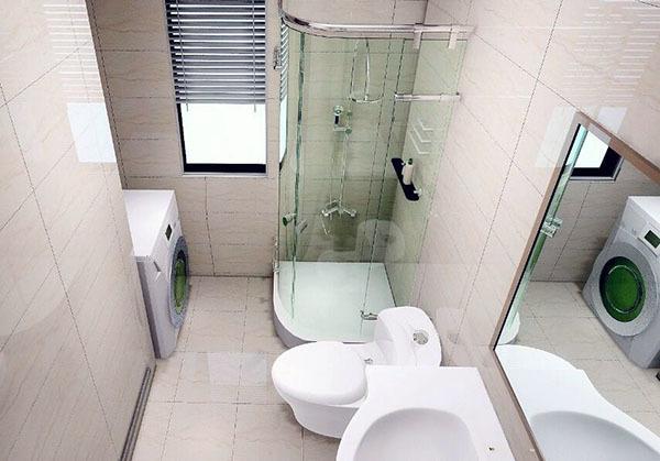 小戶型衛生間設計技巧