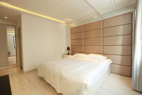 南京公寓装修现代简约风格效果图