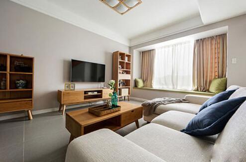 南京公寓装修风格效果图