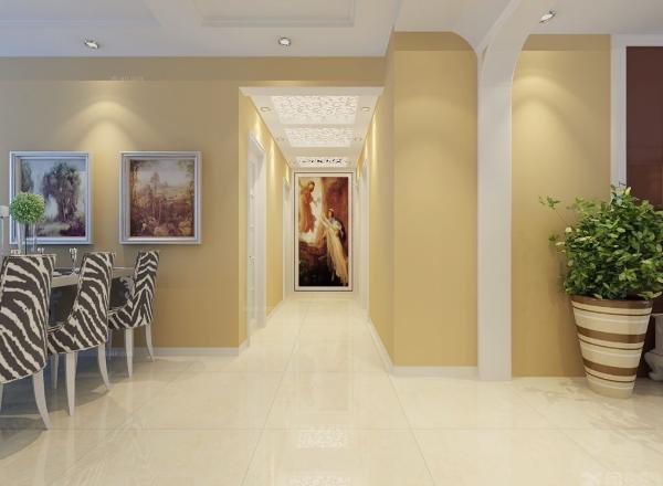 渭南三室两厅装修效果图