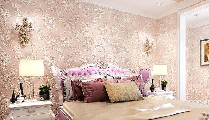 卧室墙纸什么颜色大气 卧室装修墙纸优点