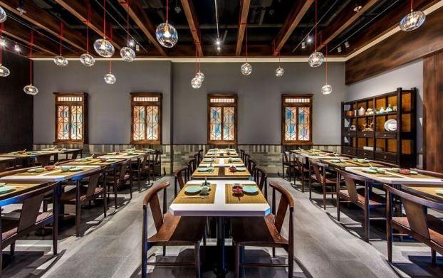 铜川饭店装修多少钱?