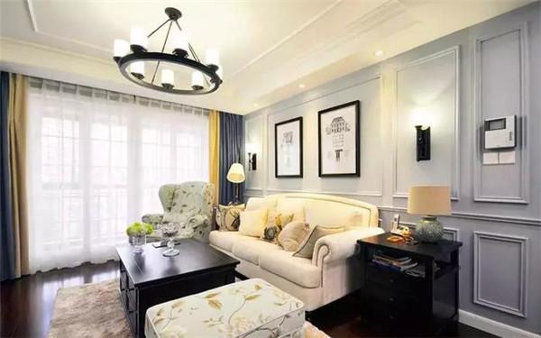 杭州两居室装修效果图