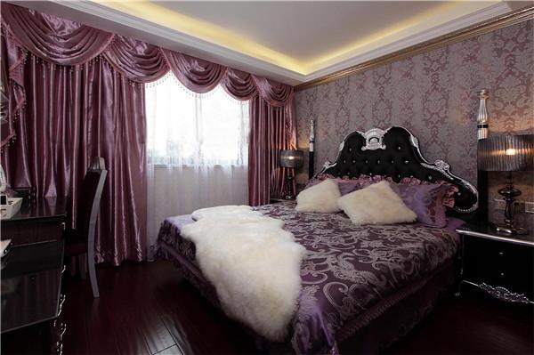昆明三室两厅卧室装修