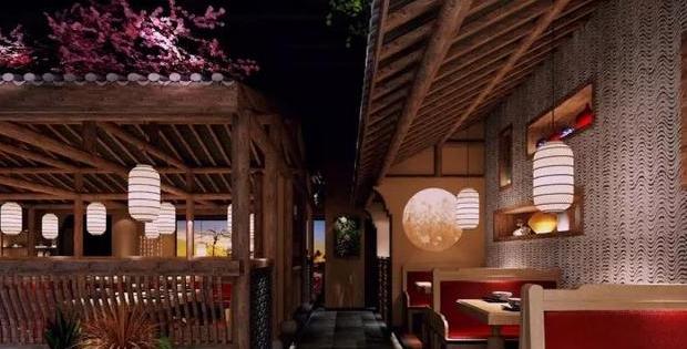 亭台以及屋檐设计装修效果图