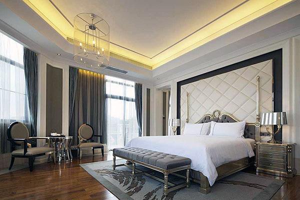 卧室墙面用什么材料装饰