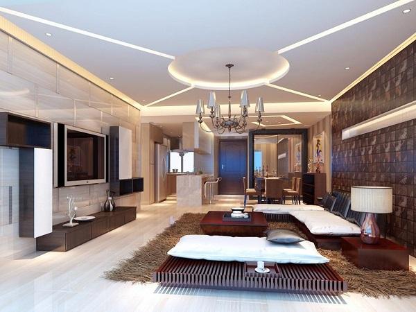 广安两室一厅装修设计