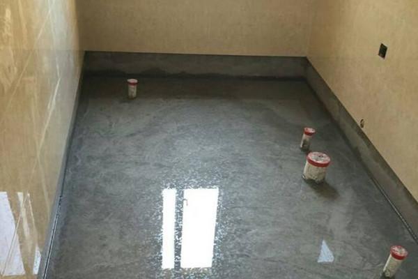 卫生间墙面防水做多高