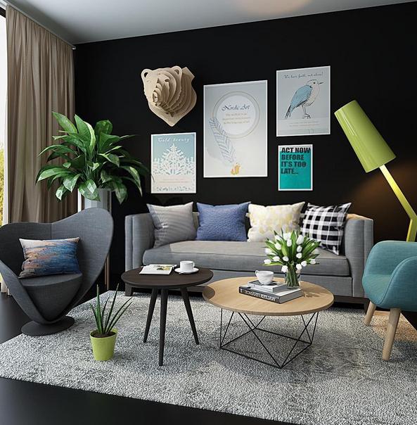 组合家具设计特点