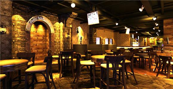 重庆酒吧装修风格