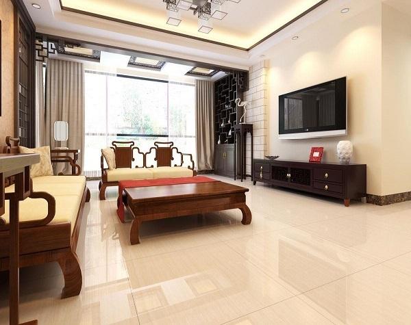 客厅瓷砖选什么颜色 客厅用什么瓷砖好