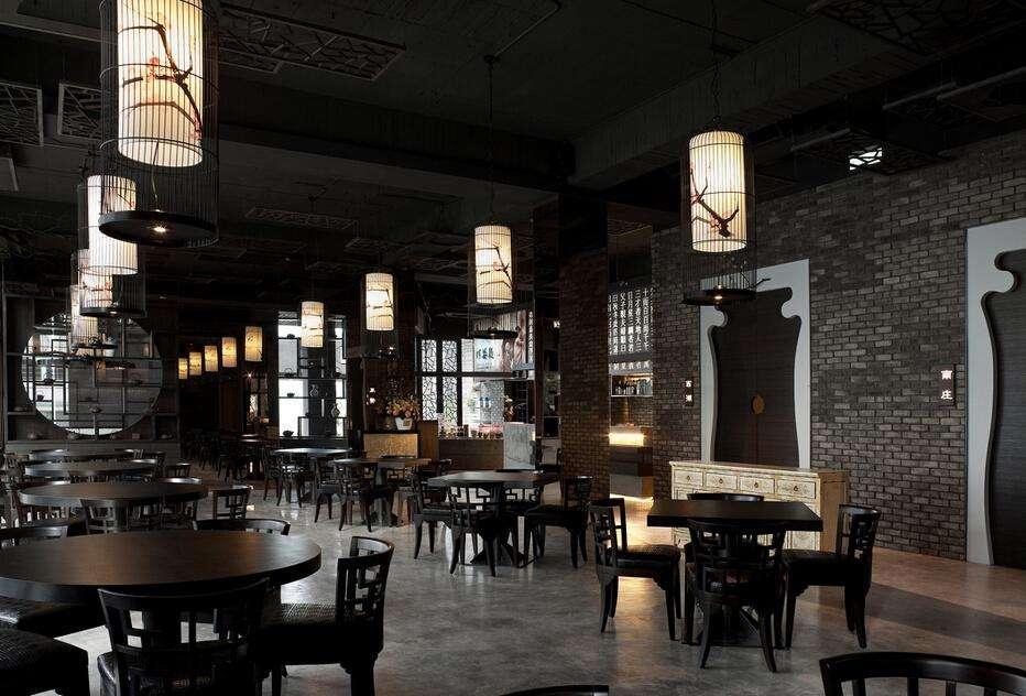 南宁餐饮店装修设计