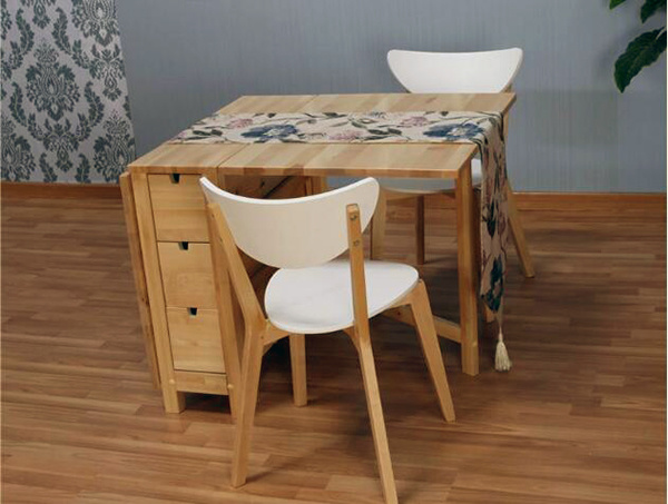 小户型折叠餐桌品牌
