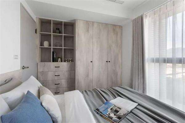 73平米卧室装修