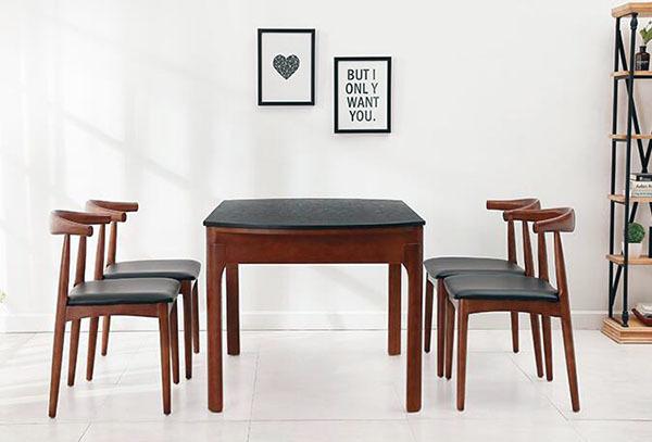 餐桌一般配几把椅子好