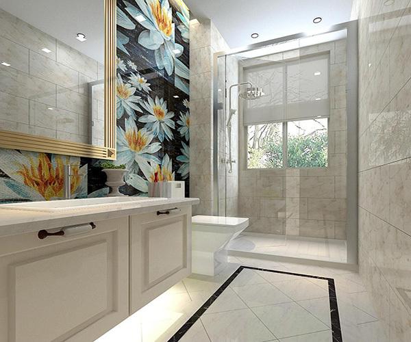 卫生间瓷砖怎么选